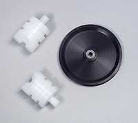 Plastic machined parts